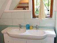 umývárna s dvouumyvadlem