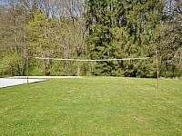 Hřiště na volejbal