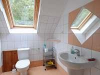 Koupelna  v pokoji č.1