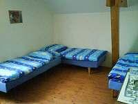 Ložnice 2 - chalupa ubytování Netunice