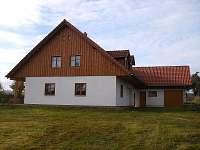Chalupa ubytování v obci Klabava