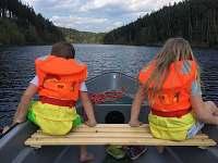 Pohoda na jezeře