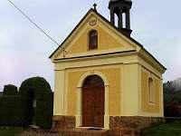 Chata k pronájmu - okolí Křížan