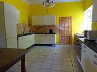 Chalupa Racov - kuchyně