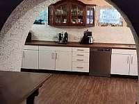 kuchyně - chalupa k pronajmutí Kundratice