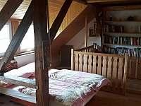 Ložnice v podkroví - Rabštejn nad Střelou