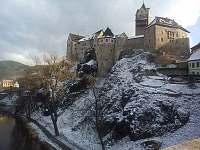 Loket u Karlových Varů - chata k pronájmu - 24