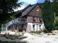 Chata k pronájmu - dovolená Vodní nádrž Stanovice rekreace Loket u Karlových Varů