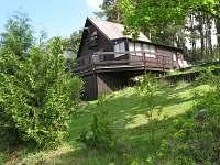 Levné ubytování Přehrada Orlík Chata k pronájmu - Komušín u Horažďovic