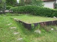 pohled z terasy - Komušín u Horažďovic