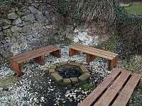 ohniště - Kamýk u Švihova