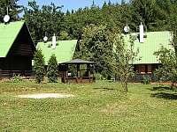 Západní Čechy: Chatky - ubytování v soukromí