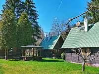 Levné ubytování Vodní nádrž Hracholusky Chatky na horách - Butov