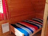 Ložnice 2 - chatky ubytování Butov
