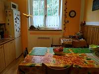 kuchyně s jídelnou