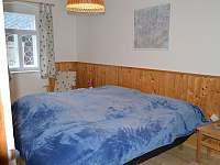 Apartmán A - pokoj - chalupa k pronájmu Hleďsebe - Bystřice