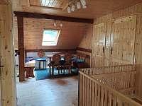 Apartmán B - jídelna - Hleďsebe - Bystřice