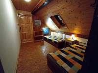 Apartmán B - pokoj (4 lůžka) - Hleďsebe - Bystřice