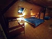 Apartmán B - pokoj (5 lůžek) - Hleďsebe - Bystřice