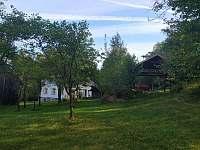 chalupa - ubytování Hleďsebe - Bystřice