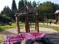 Dětské hřiště 300m