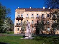 Františkovy Lázně apartmán  ubytování