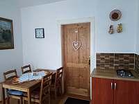Srdeční Záležitost - chalupa ubytování Bečov nad Teplou - 9