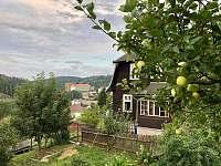 Letní pohoda - chalupa k pronajmutí Bečov nad Teplou