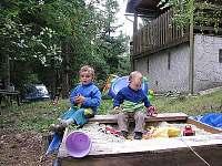 chatová osada Valečkův mlýn - chata k pronajmutí - 13