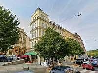 Karlovy Vary léto 2020 ubytování