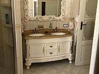 Koupelna - apartmán ubytování Karlovy Vary