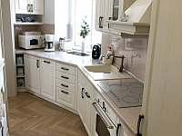 Kuchyně - apartmán k pronajmutí Karlovy Vary