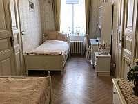 Ložnice 2 - apartmán k pronájmu Karlovy Vary