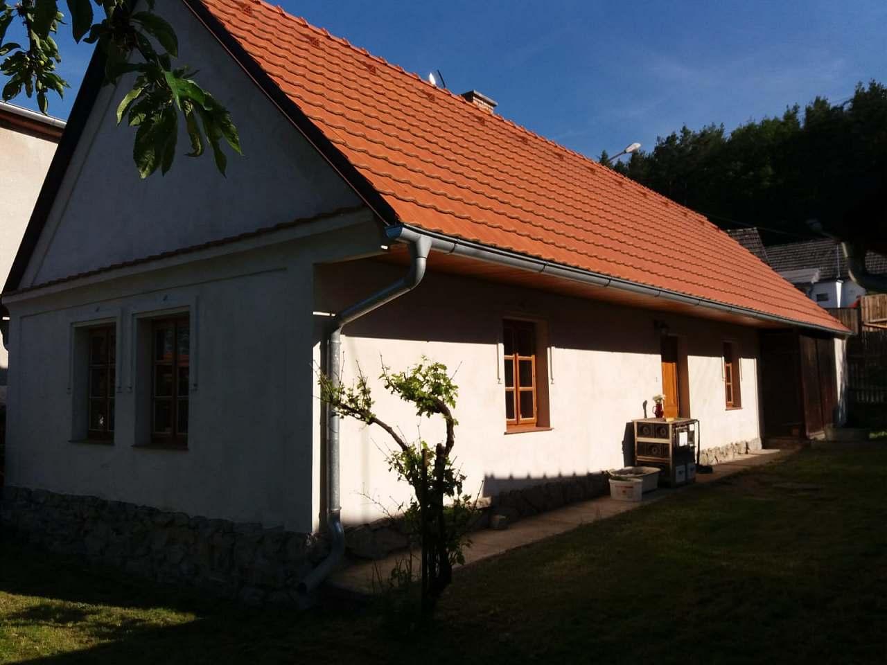 Chalupa Stropčice