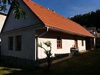 Chalupa k pronájmu - dovolená  Hnačovský rybník rekreace Stropčice