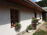 Chalupa Stropčice - ubytování Stropčice