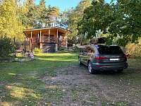 ubytování Okrouhlé Hradiště na chatě
