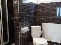 Koupelna - ubytování Žlutice