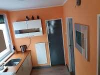 Kuchyňka - ubytování Žlutice
