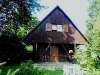 Chaty a chalupy Luhovský rybník na chatě k pronajmutí - Luhov