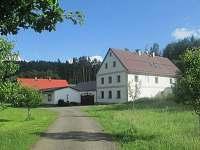 Chalupa ubytování v obci Hlineč
