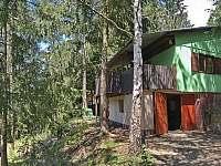 Chata U sumce - Hracholuská přehrada - ubytování Čerňovice