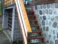 Klasická dřevěná chata u Hracholusek - chata k pronajmutí - 4 Erpužice - Malovice