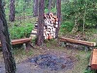 Klasická dřevěná chata u Hracholusek - chata - 17 Erpužice - Malovice