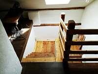 schodiště - Meclov