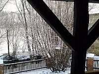 zima - chalupa k pronájmu Meclov
