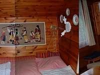 Ložnice s TV a přistýlkou