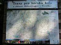 Mapa cyklostezek