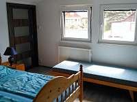 ložnice velká s pěti lůžky