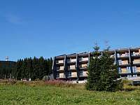 Loučná pod Klínov léto 2020 ubytování